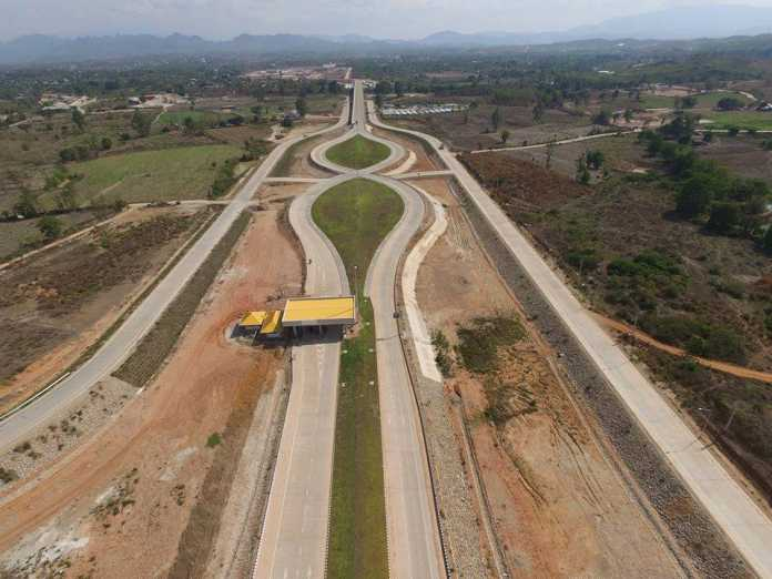 Infrastructure construction to promote Tak SEZ